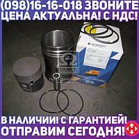 ⭐⭐⭐⭐⭐ Гильзо-комплект ЗИЛ 130 серия (Black Edition-Експерт ) поршень(фосфатированный) (МОТОРДЕТАЛЬ)  130-1000108