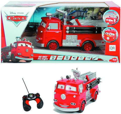 Пожарная машина Cars на радиоуправлении