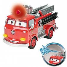 Пожарная машина Cars на радиоуправлении, фото 2