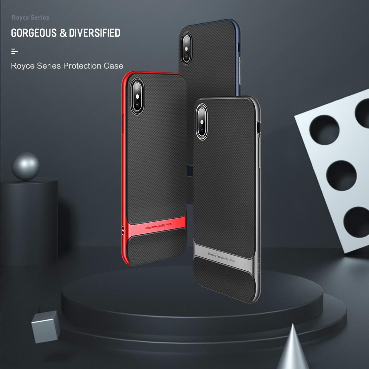 Противоударный чехол Rock Royce для Apple iPhone XR