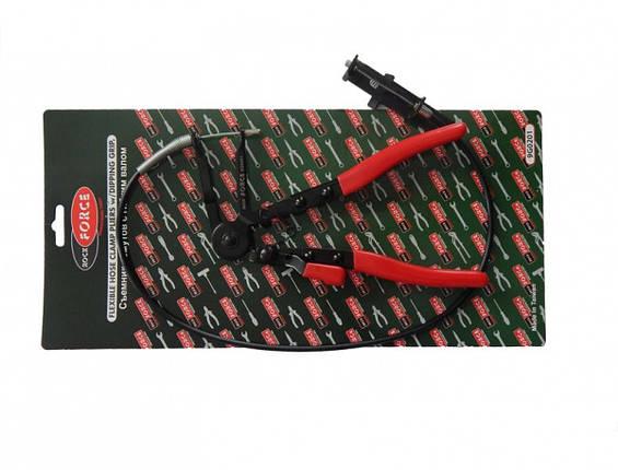 Клещи для шланговых хомутов с тросом, RF-9G0201 ROCKFORCE, фото 2