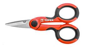 Ножницы TOPEX  144 мм 32D414