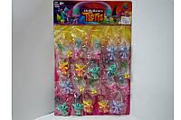Детская игрушка Герои Trolls 69306A свет, отрывные, на планшетке