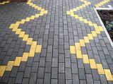 Тротуарная плитка - Кирпич 60мм, фото 5