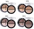 Хайлайтер и контур для макияжа TopFace Contour & Highlighter Instyle PT-262, фото 3