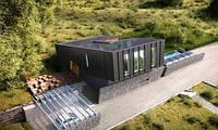 Дом, который вырабатывает энергии в два раза больше, чем потребляет