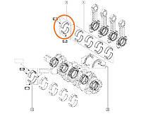 Вкладыши шатунные - стандарт Renault Trafic / Opel Vivaro 2.0 Dci (M9R) Оригинал Renault