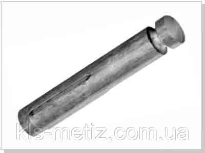 DIN 1469 Штифт просечной цилиндрический с шейкой