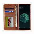 Чохол-книжка Xiaomi Mi A2, Xiaomi Mi 6X Light Brown, фото 5
