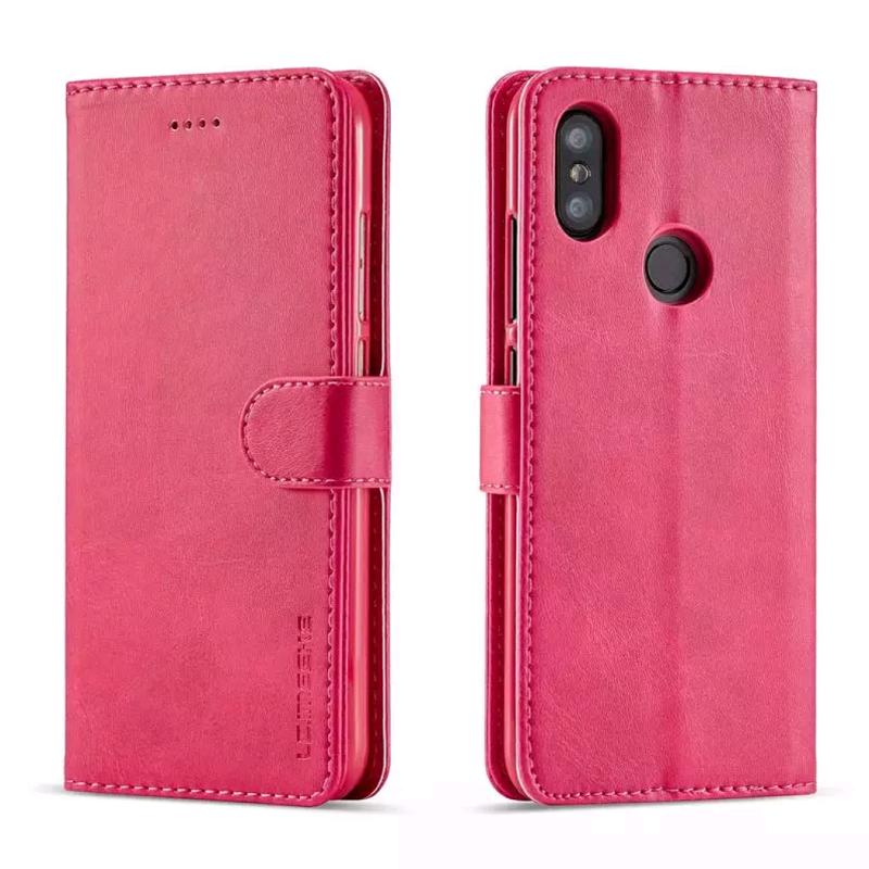 Чехол-книжка Xiaomi Mi A2, Xiaomi Mi 6X Pink
