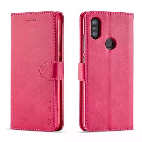 Чехол-книжка Xiaomi Mi A2, Xiaomi Mi 6X Pink, фото 2