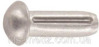 DIN 1476 Штифт (заклёпка) цилиндрический с полукруглой головкой