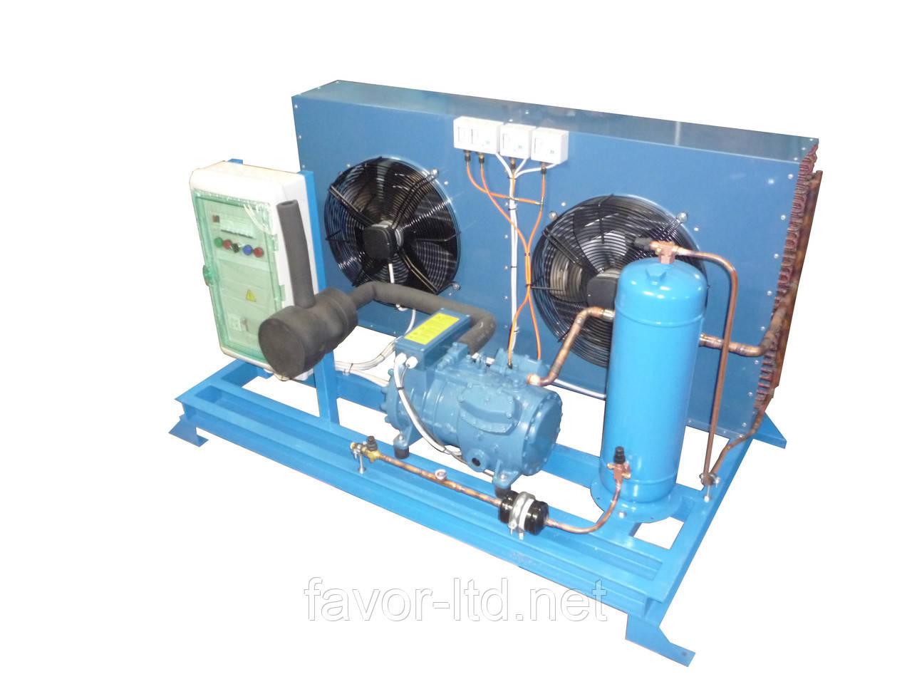 Компрессорно-конденсаторный агрегат Frascold  HB27/ Q5-24,1Y