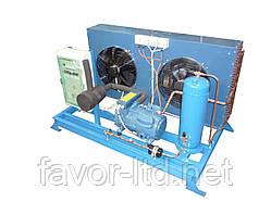 Компресорно-конденсаторний агрегат Frascold HB27/ Q5-24,1 Y