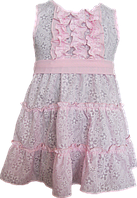 Летнее платье для девочки. 92, 98, 104, 110