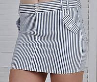 Летняя юбка в полоску 92