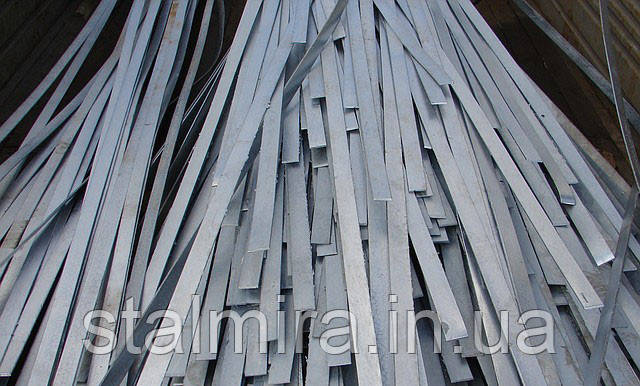 Полоса стальная 40х10, марка стали: 3сп1