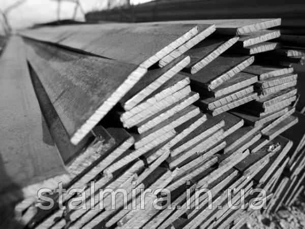 Полоса стальная 50х6, марка стали: 3пс сп