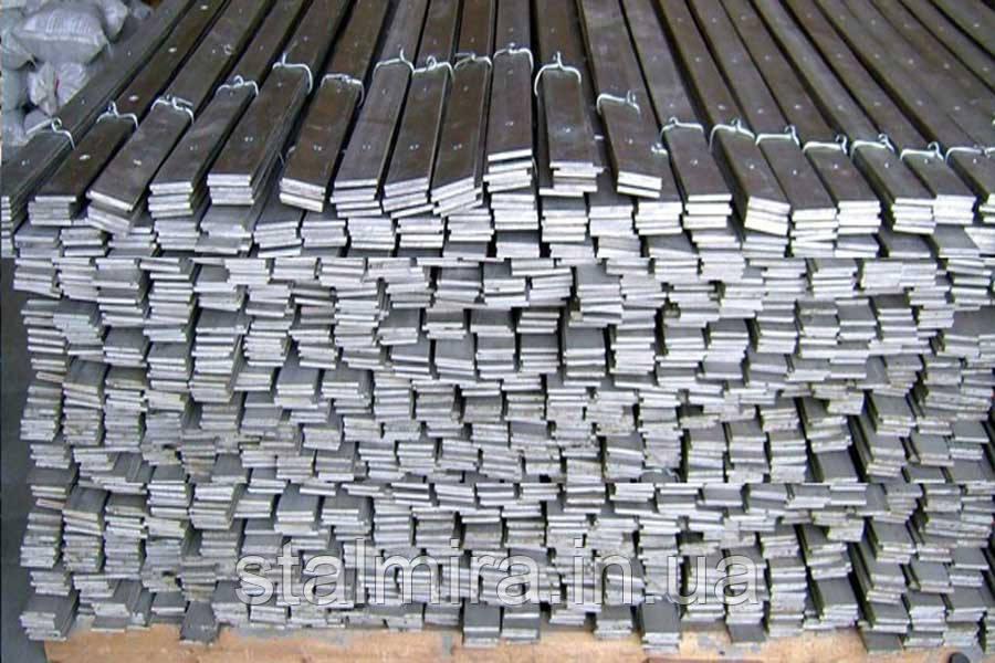 Полоса стальная 100х10, марка стали: 3пс сп, 3пс