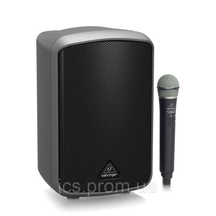 Портативная акустическая система Behringer  MPA100BT