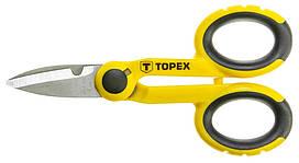 Ножницы TOPEX 140 мм 32D413