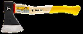 Колун TOPEX 1000 г рукоять дерево 05A140