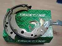Тормозные колодки Trusting, диски Трастинг (страна производитель Италия), фото 1