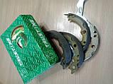 Тормозные колодки Trusting, диски Трастинг (страна производитель Италия), фото 2