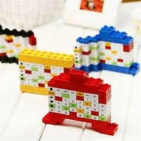 Вечный календарь LEGO (3 цвета)