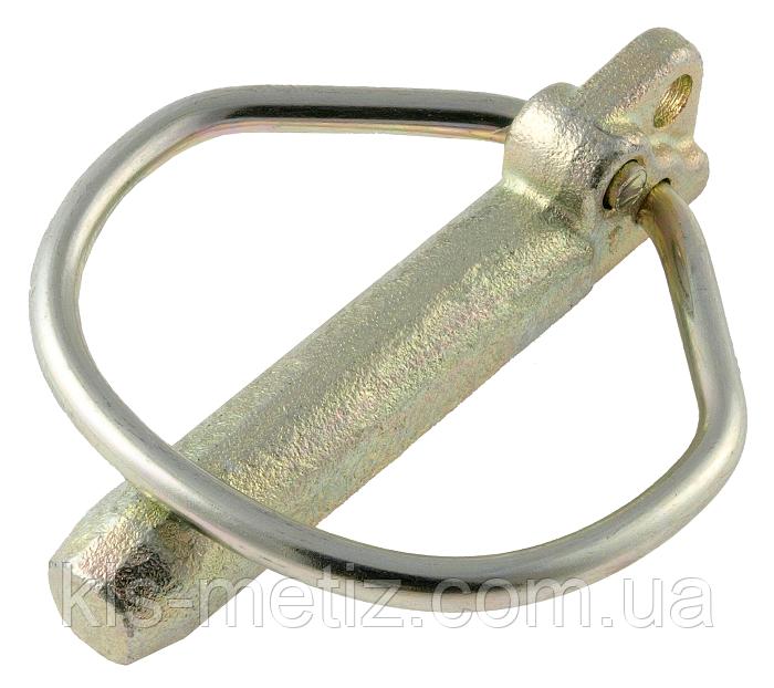 DIN 11023 Шплинт (штифт) быстросъемный с кольцом