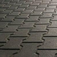 Тротуарная плитка - Катушка 80мм.