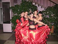 Шоу-программа «Испанский танец»