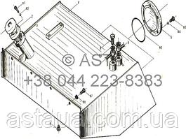 ТОПЛИВНЫЙ  БАК - Z35H0101T13