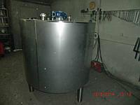 Емкость нержавеющая ВДП-1000 (ванна длительной пастеризации), фото 1