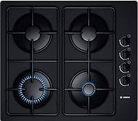 Варочная поверхность Bosch POP 616 B 81 E (газовая, 59 см, черный)