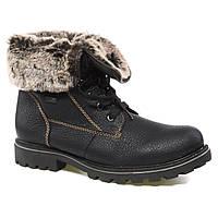 Повседневные ботинки Rieker Z1418-00, код: 011558, размеры: 37, 38, 39