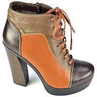 Женские модельные ботинки Guero код: 012875, последний размер: 39
