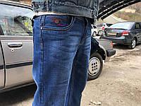 Джинсы мужские демисезонные батал ( 4106 Dsouaviet ), фото 1