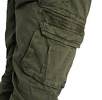 Джоггеры хаки с боковыми карманами (8905-4 Iteno), фото 1