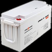 Аккумулятор гелевый LogicPower LPM-GL 12 - 150 AH, фото 1