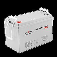 Аккумулятор мультигелевый AGM LogicPower LPM-MG 12 - 120 AH, фото 1