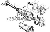 ЗАДНИЙ МОСТ - Z35H05 ПЕРЕДНИЙ МОСТ - Z40F06