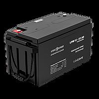 Аккумулятор кислотный AGM LogicPower LPM 12 - 65 AH, фото 1
