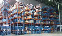 Складской комплекс для хранения запасных частей