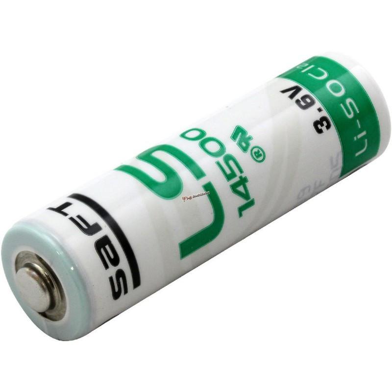 Батарейка SAFT LS 14500 3.6v Li-50Cl•2 2600mah