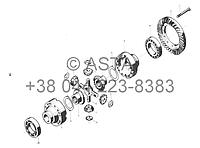 ДИФФЕРЕНЦИАЛ 2 - Z40F0501 - Z40F0601