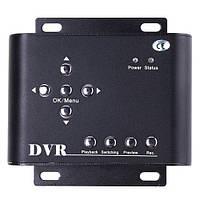 Система видеонаблюдения на SD карту видеорегистратор 2-входа 1-RCA выход