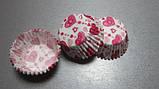 Форма для кексиков  Сердечки, фото 2
