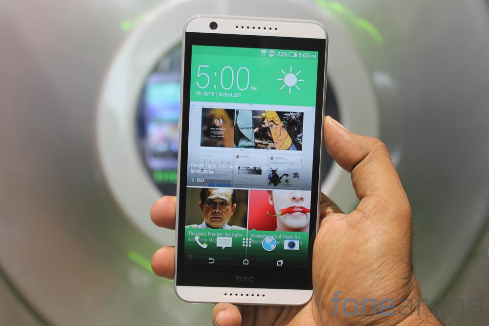 Телефон HTC desire 820 - 4 ЯДРА, 1 Гб ОЗУ + ЧЕХОЛ