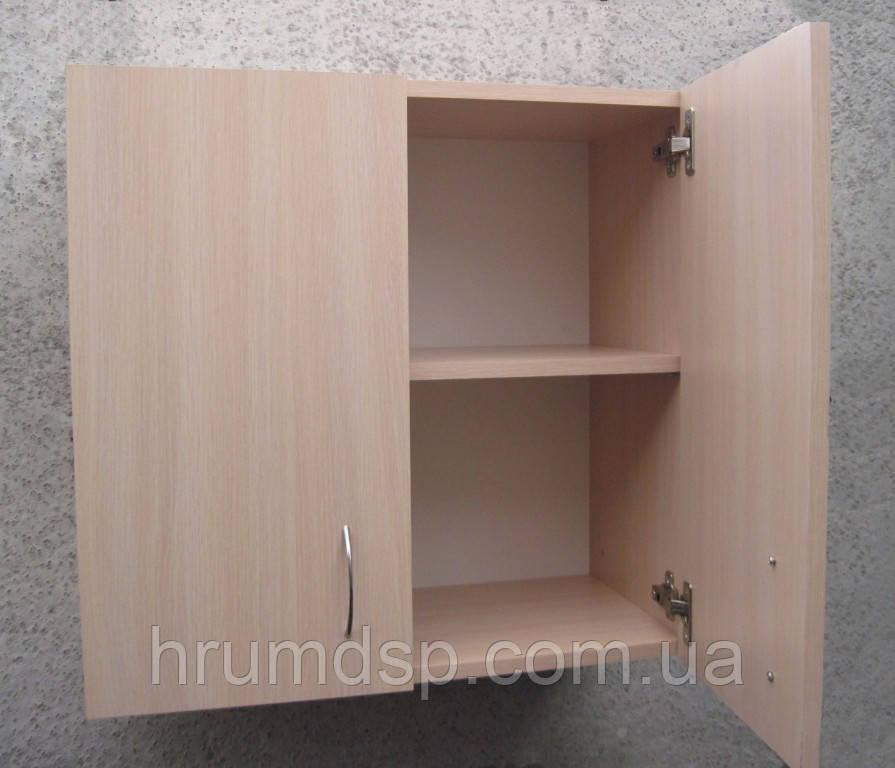 Шкаф навесной 60х60х30 на кухню (дуб молочный)